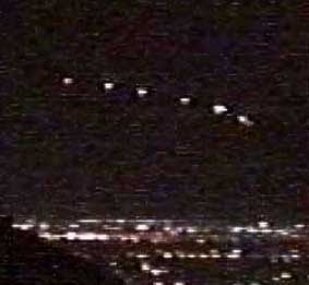 imagery of the phoenix lights