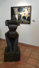 bronze et arcades à Tarascon