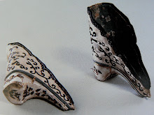 chine XIX chaussures de fillettes