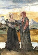 Laure et Pétrarque