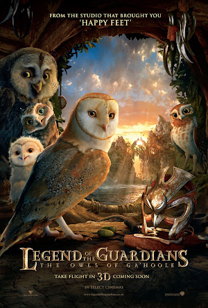 Pemain Legend Of The Guardians The Owls Of Ga'hoole