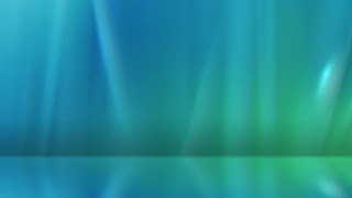 Windows Vista Green Wallpaper 1024*768