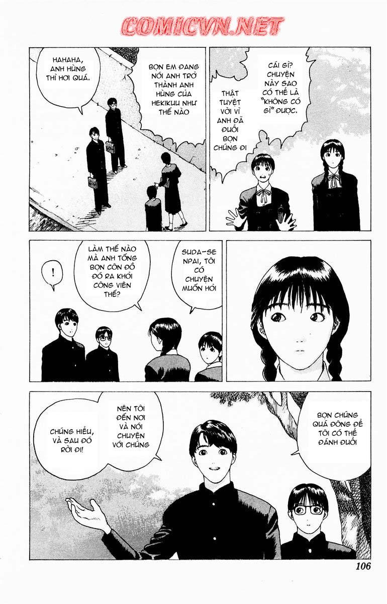 Angel Densetsu chap 16.1 - Trang 7