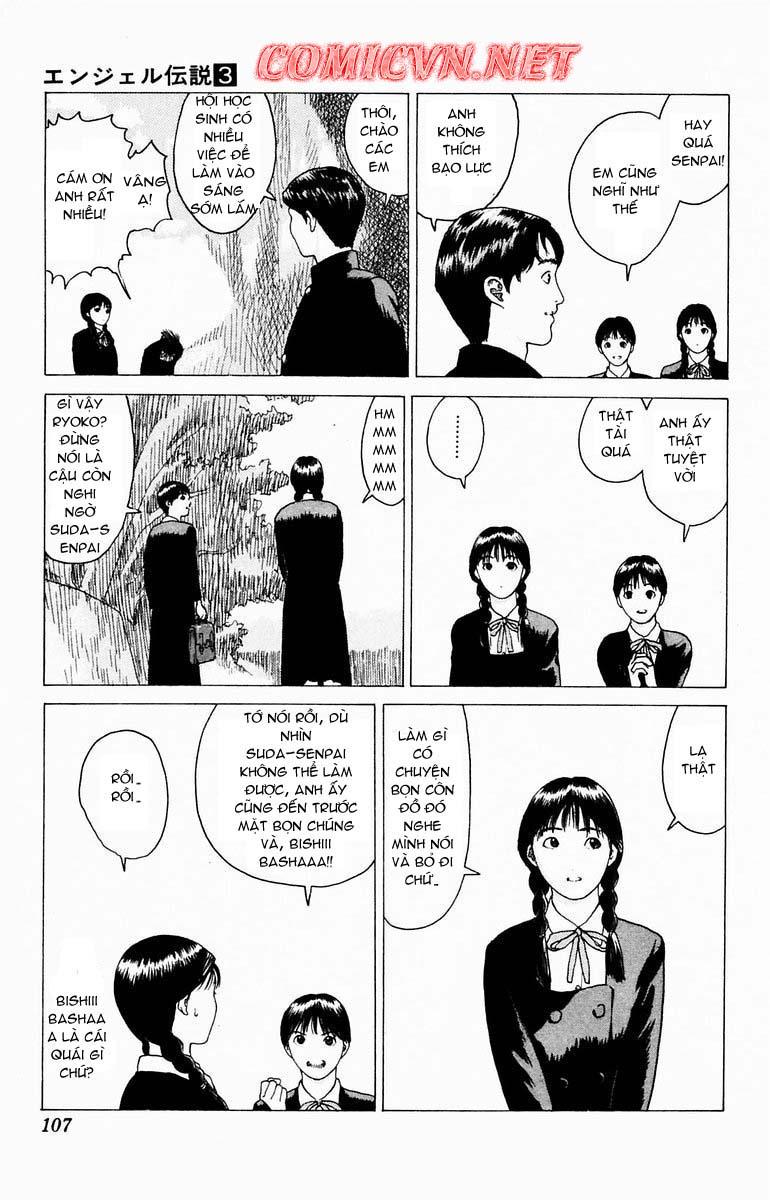 Angel Densetsu chap 16.1 - Trang 8