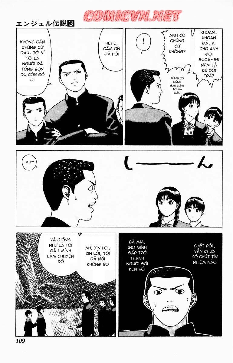 Angel Densetsu chap 16.1 - Trang 10