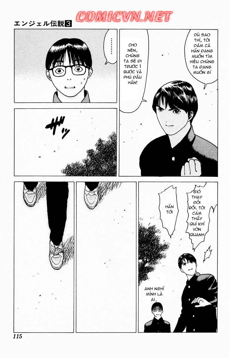 Angel Densetsu chap 16.1 - Trang 16