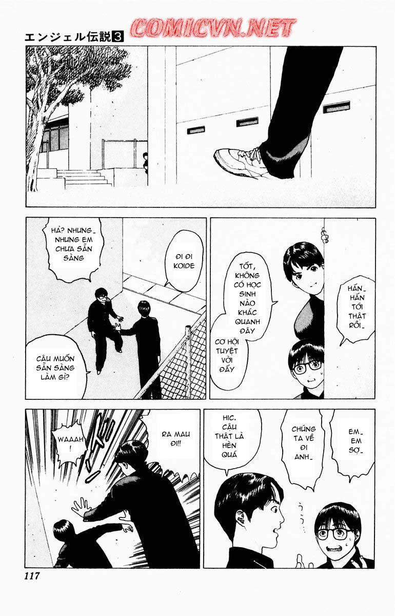 Angel Densetsu chap 16.1 - Trang 18