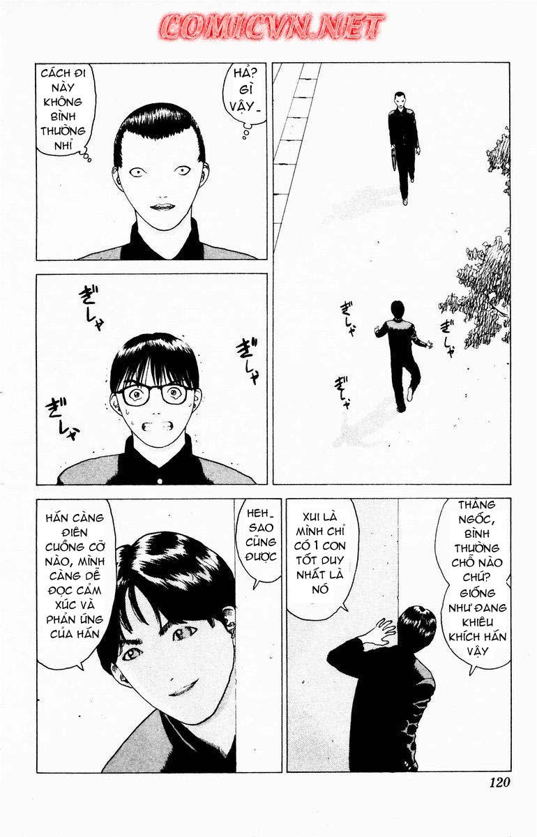 Angel Densetsu chap 16.1 - Trang 21