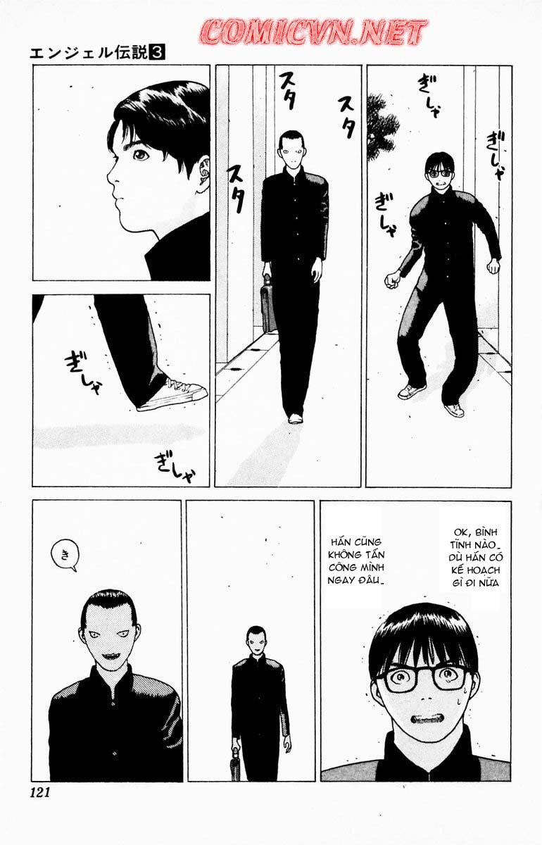 Angel Densetsu chap 16.1 - Trang 22