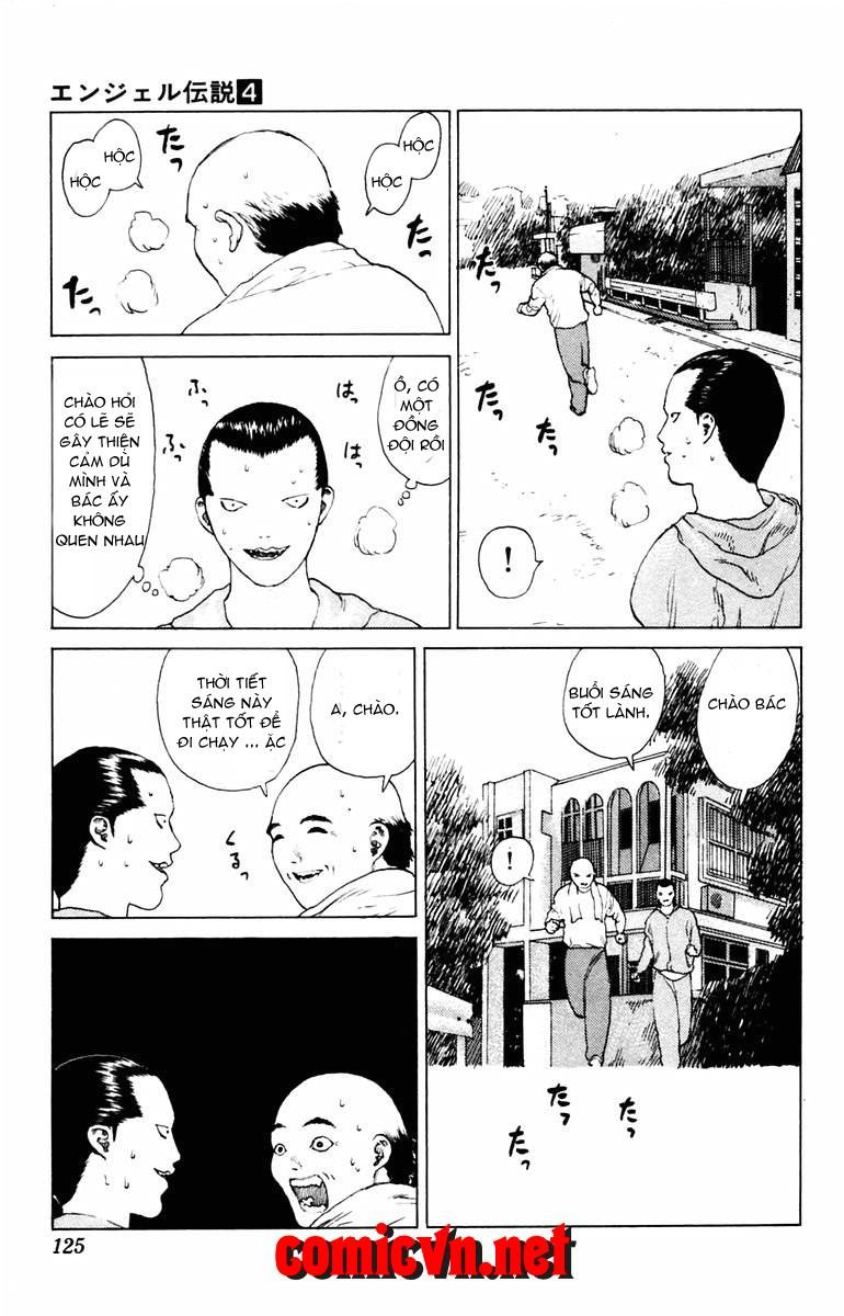 Angel Densetsu chap 21 - Trang 5