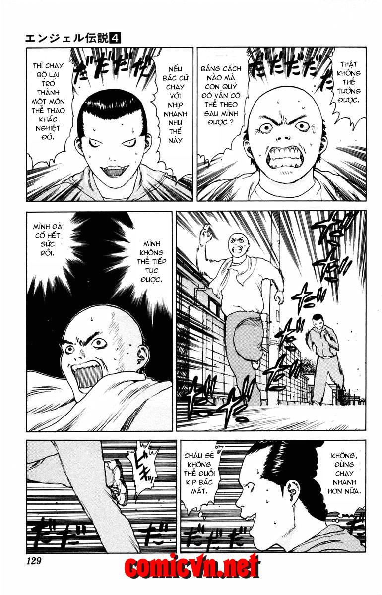 Angel Densetsu chap 21 - Trang 9