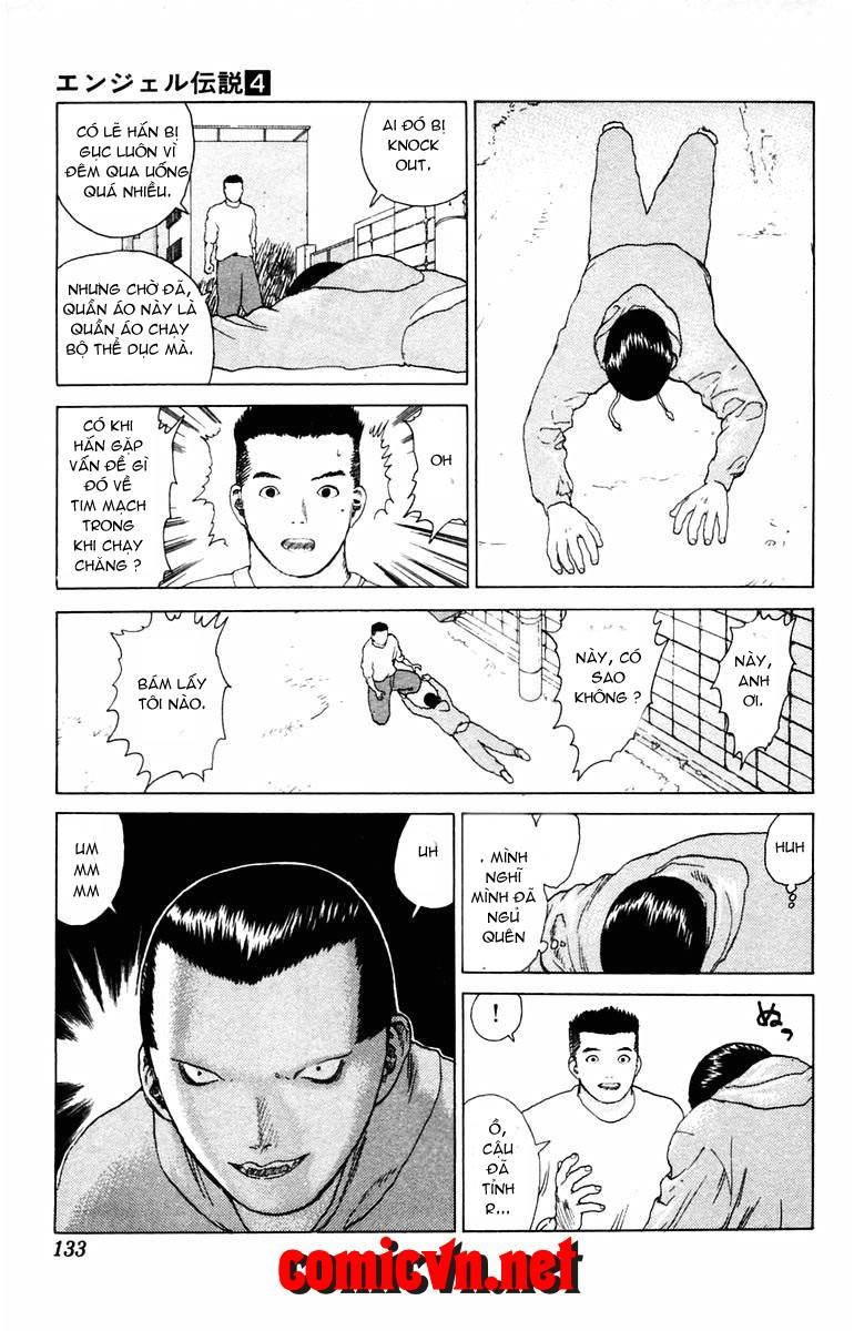 Angel Densetsu chap 21 - Trang 13