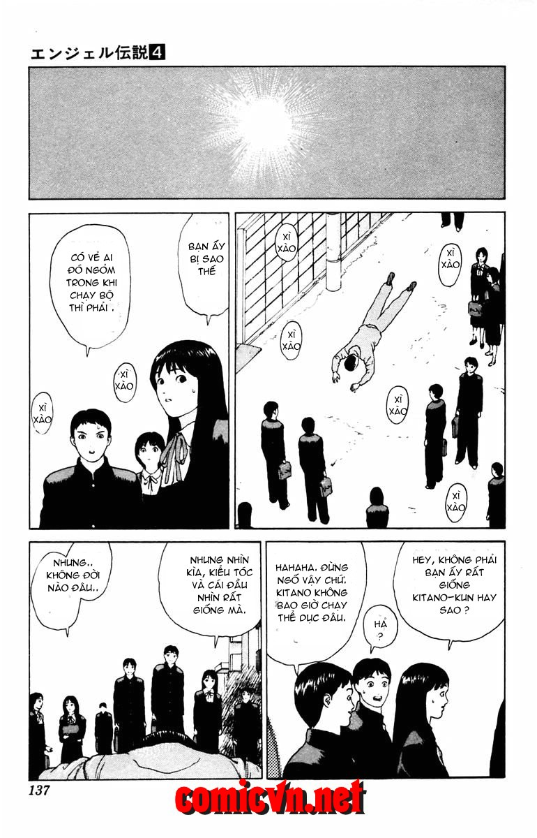 Angel Densetsu chap 21 - Trang 17