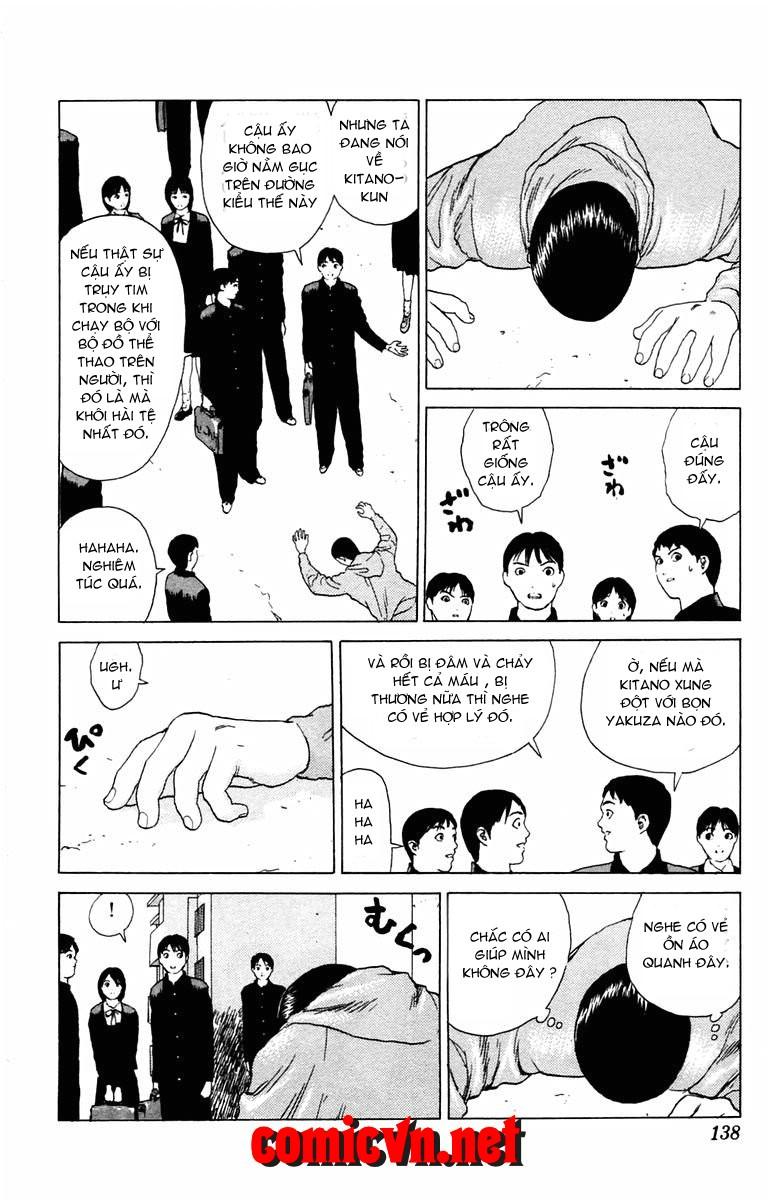 Angel Densetsu chap 21 - Trang 18