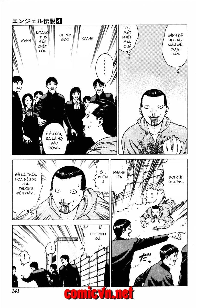 Angel Densetsu chap 21 - Trang 21