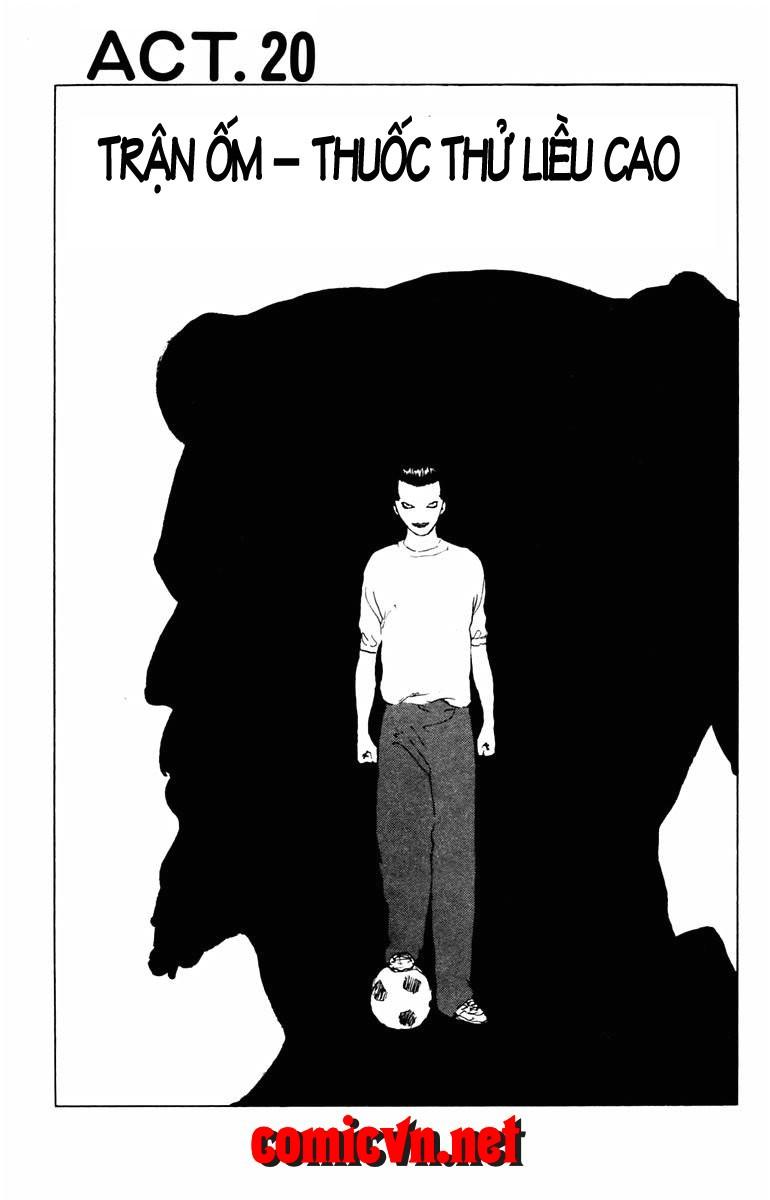 Angel Densetsu chap 20 - Trang 3