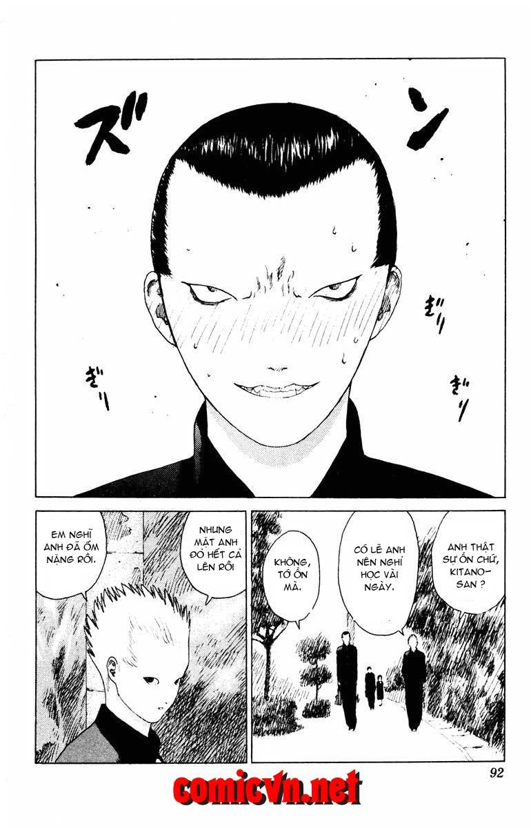 Angel Densetsu chap 20 - Trang 4