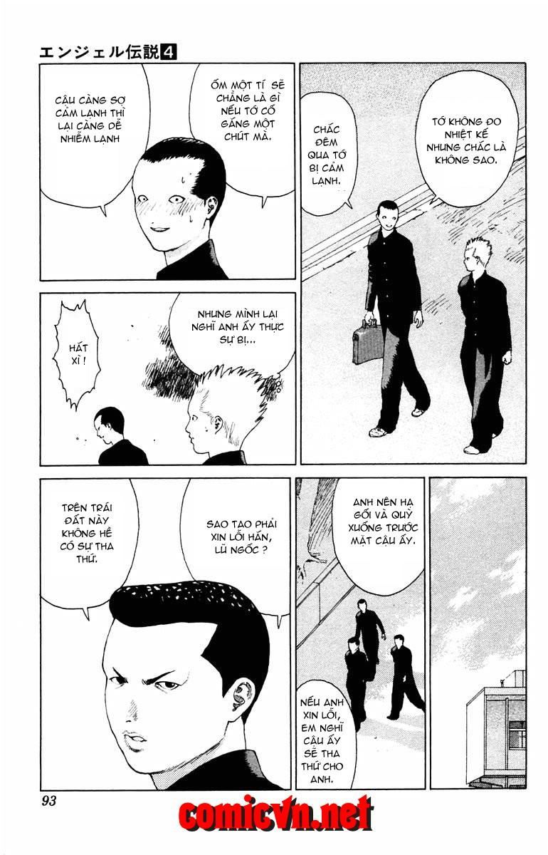 Angel Densetsu chap 20 - Trang 5