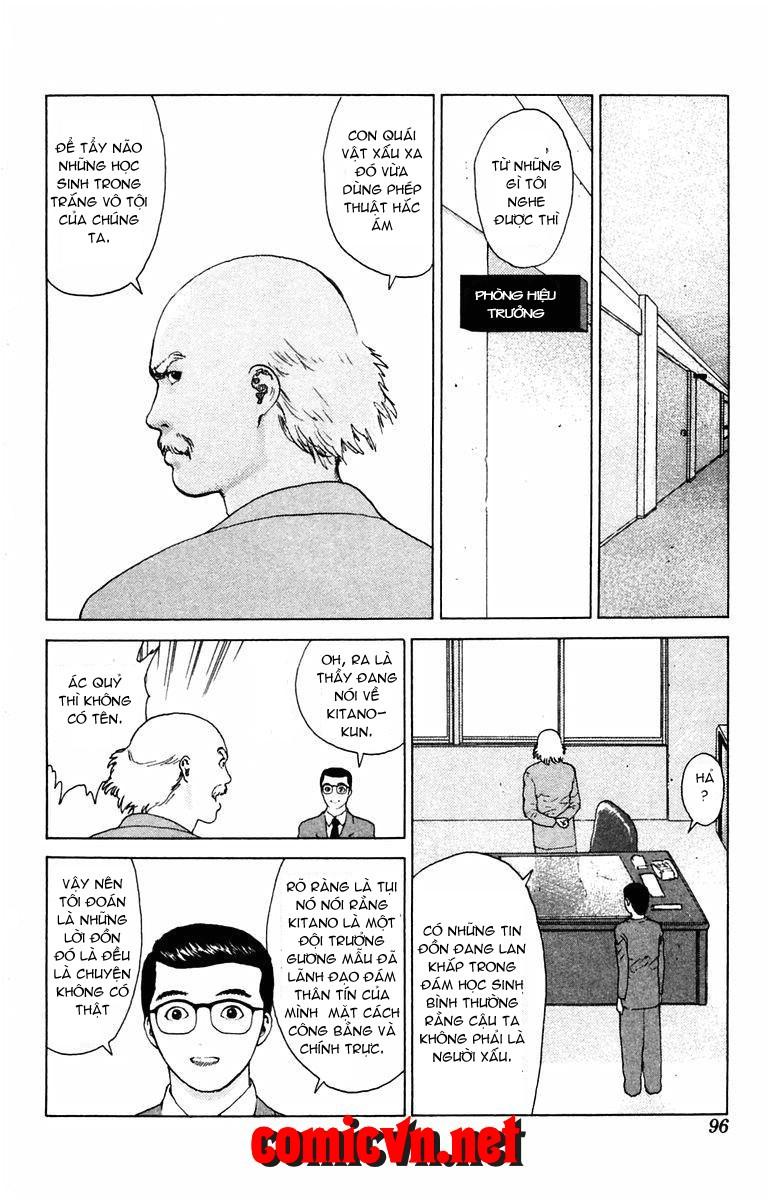 Angel Densetsu chap 20 - Trang 8