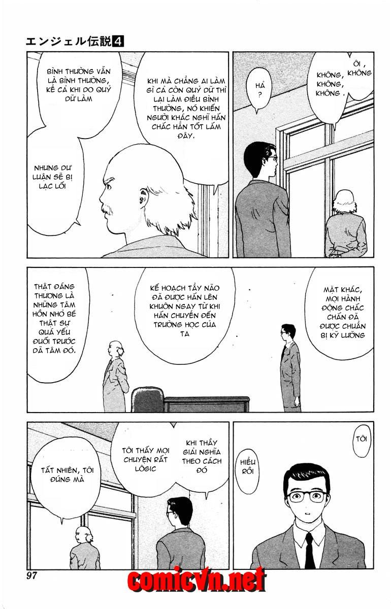 Angel Densetsu chap 20 - Trang 9