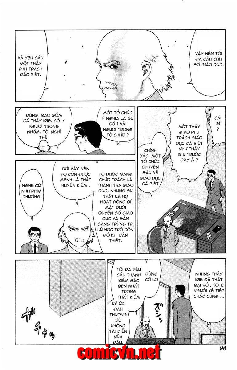 Angel Densetsu chap 20 - Trang 10