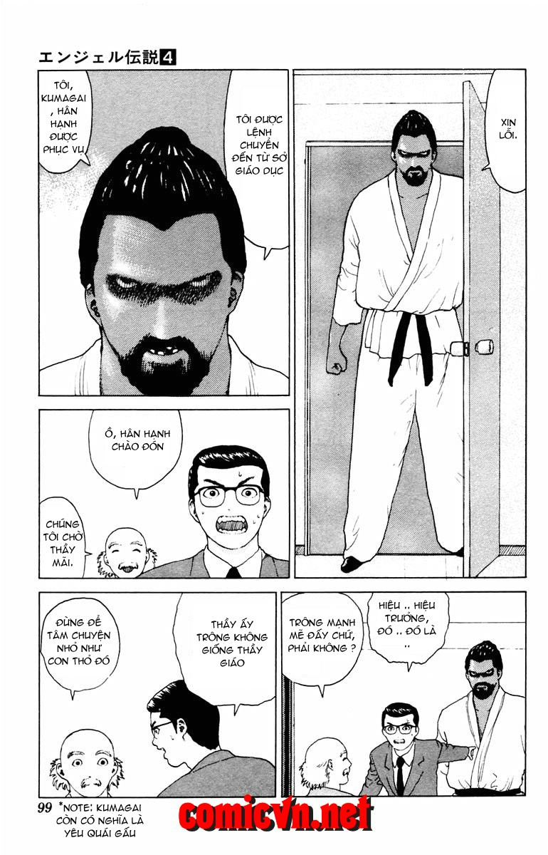 Angel Densetsu chap 20 - Trang 11
