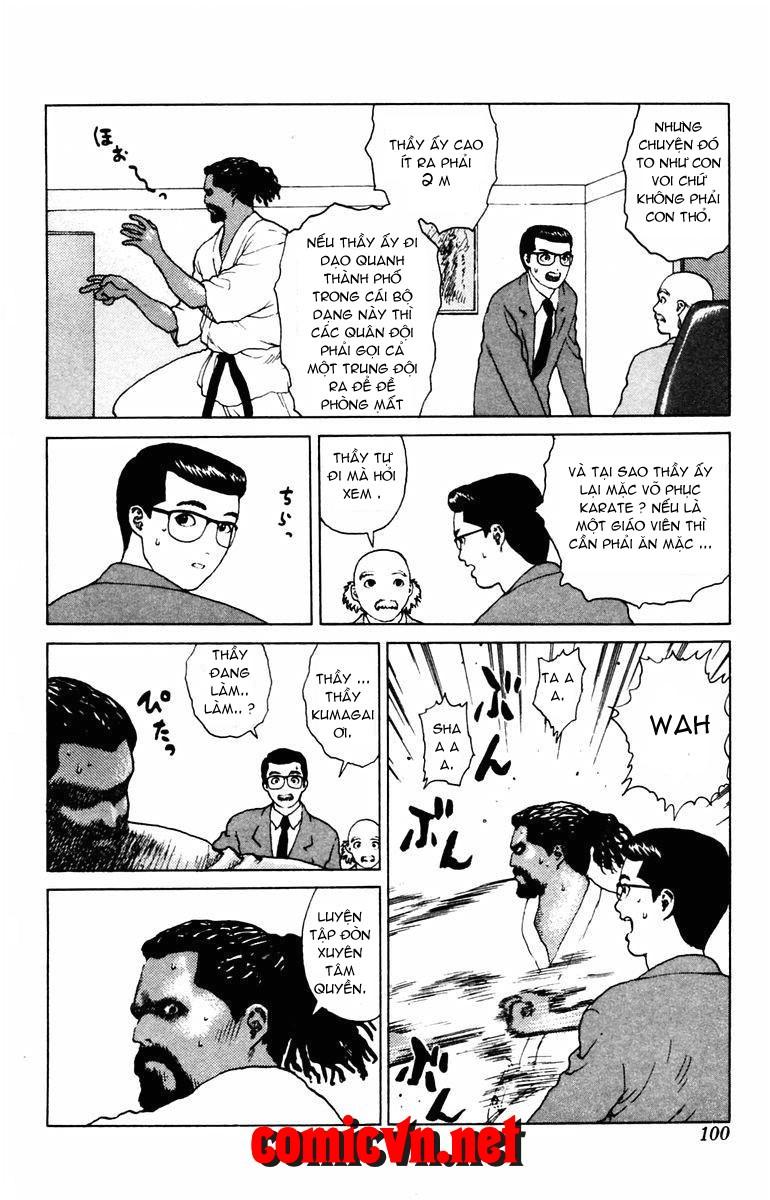 Angel Densetsu chap 20 - Trang 12