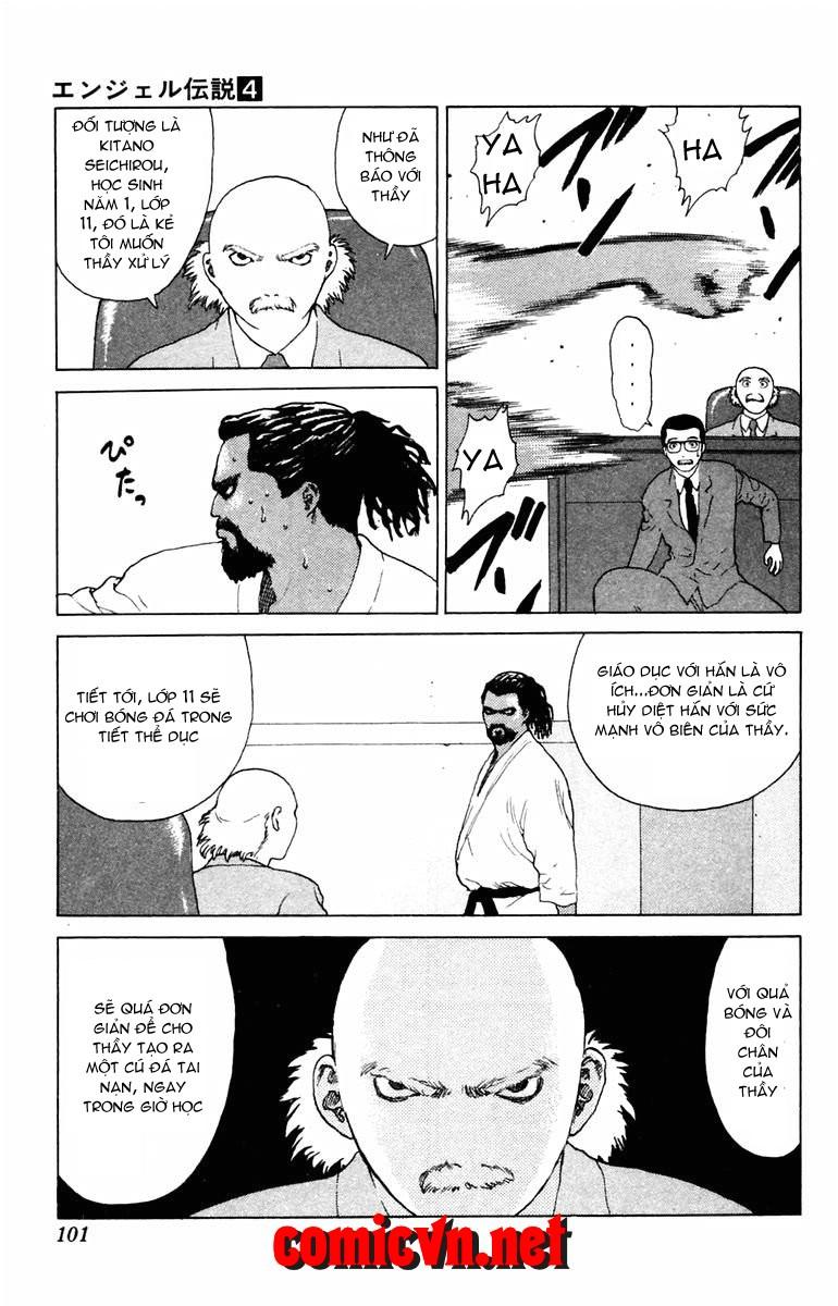 Angel Densetsu chap 20 - Trang 13