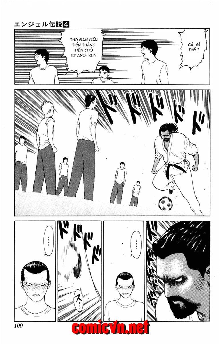 Angel Densetsu chap 20 - Trang 21