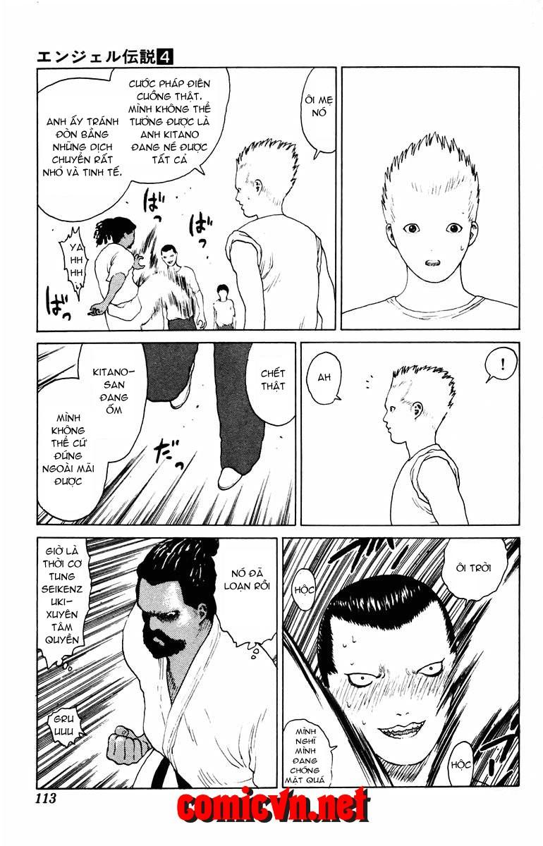 Angel Densetsu chap 20 - Trang 25