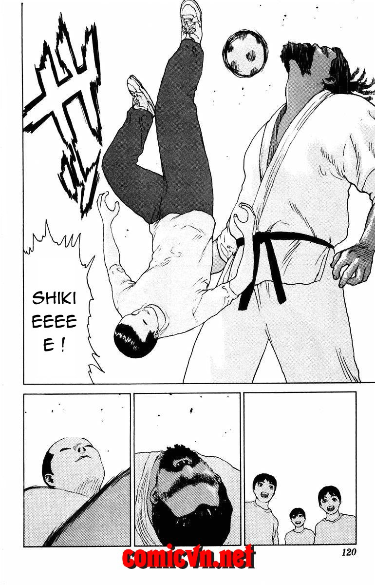 Angel Densetsu chap 20 - Trang 32