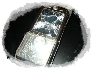 Handphone Ayah Is DeaD
