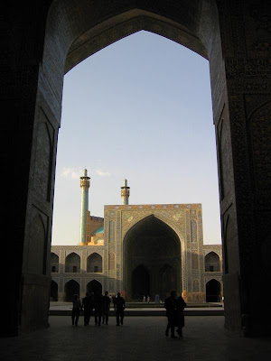 Isfahan  por Raul Ramos