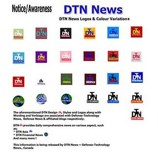 DTN News Logos & Colour Variations