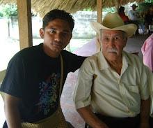 Con el maestro JULIO FONTALVO CARO