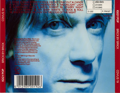 Iggy Pop - Brick By Brick (1990) [FLAC] bornloser {1337x}