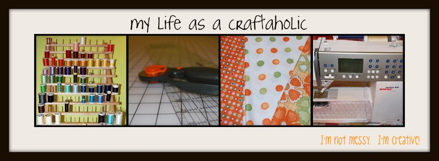my life as a craftaholic!