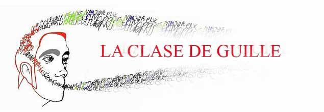 LA CLASE DE GUILLE
