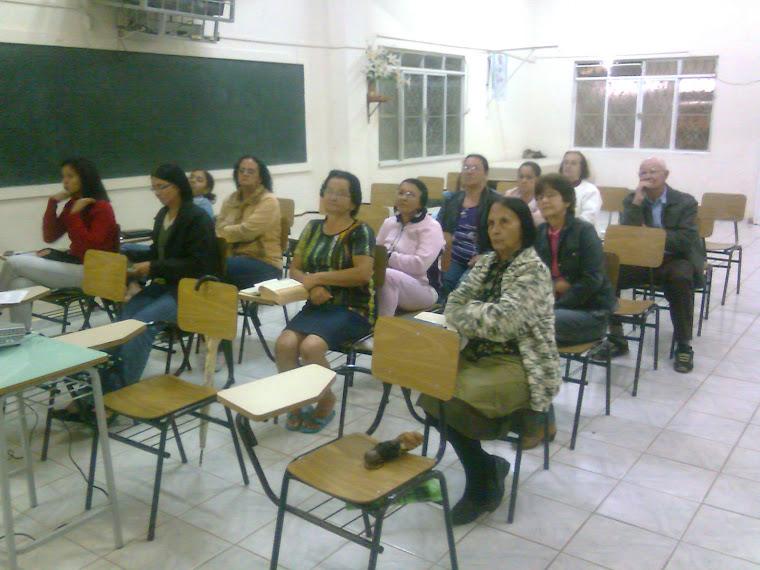 ÚLTIMA ETAPA DO CURSO DE FORMAÇÃO BÍBLICA