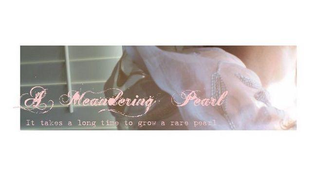 meandering pearl