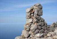 Roca del Mirador de Ses Puntes