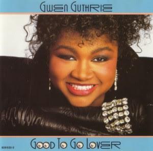 Gwen Guthrie Outside In The Rain
