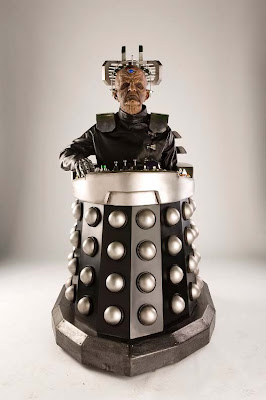 Davros - the creator of all Daleks