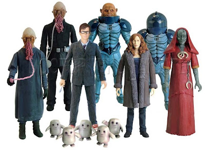 Series 4 Wave 1 Action Figures