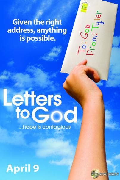 Letters To God Mailbox