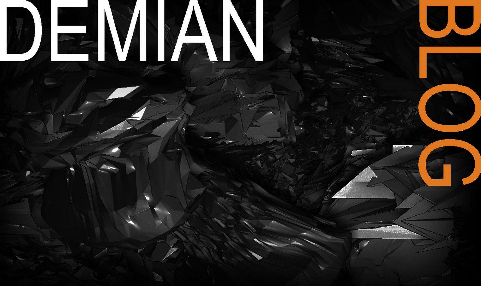 //Demian's work blog