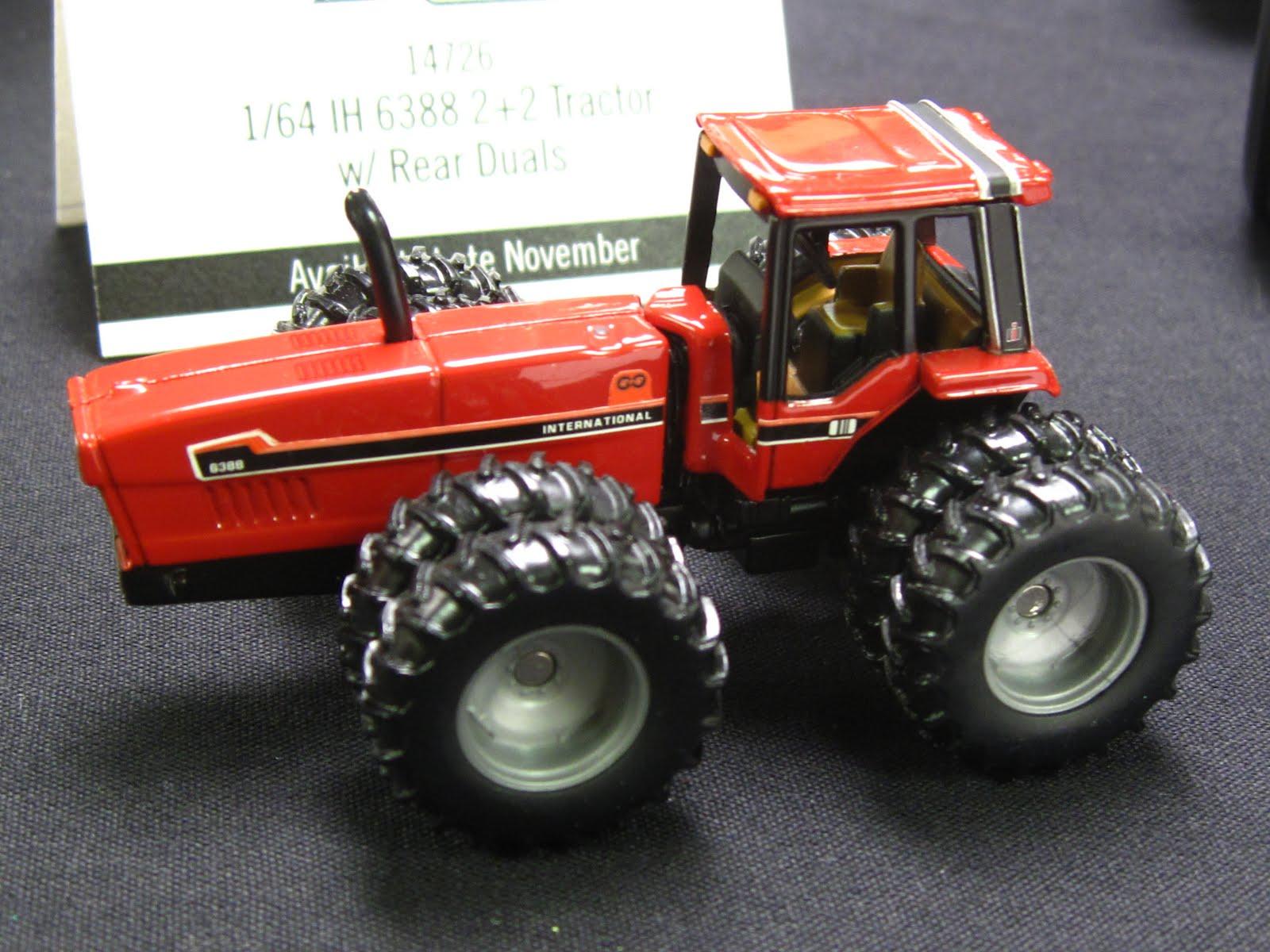 Zacs Tractors  November 2009