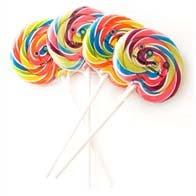 receta chupetines lollypops