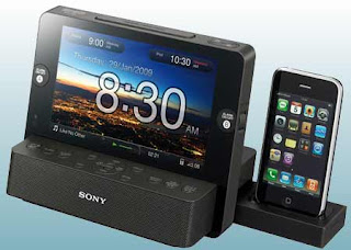Reloj Despertador Sony Dream Machine