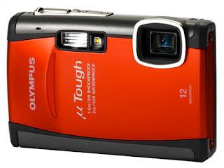 Camara Digital Todo Terreno Olympus Stylus Tough 6010
